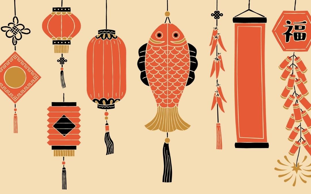 Potencjał Feng Shui Chiński Nowy Rok