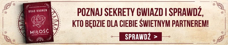 Miłość zapisana w gwiazdach CzaryMary.pl